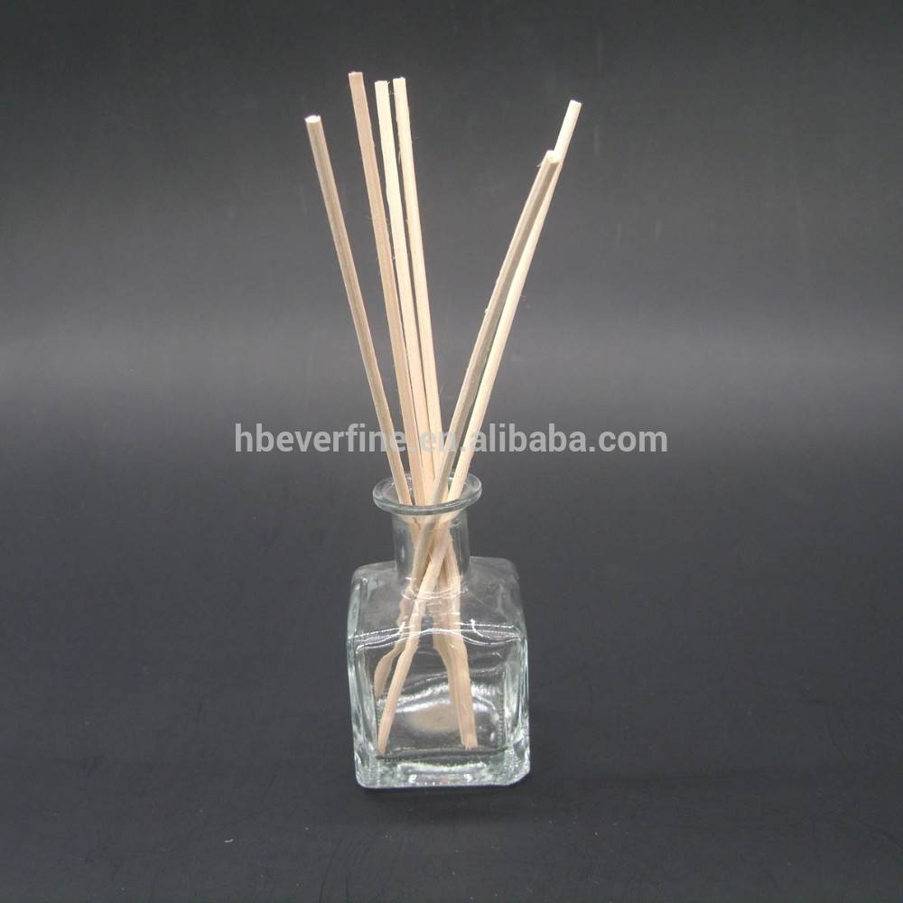 50ml piccola fragranza bottiglia quadrata per bevanda rinfrescante <span class=keywords><strong>di</strong></span> aria