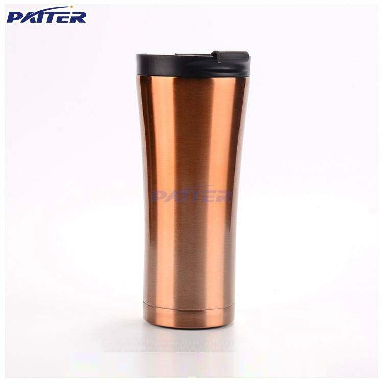 Custom sublimation stainless steel mug magic custom mug double wall insulated vacuum thermal car coffee travel
