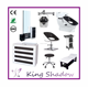 wholesale salon styling stations / kingshadow barber chair / salon furniture china