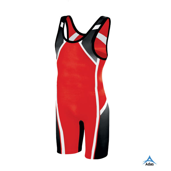 Wholesale sublimated wrestling singlets high quality