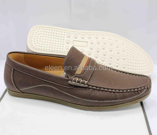 CITY Casual style suede slip-on shoes for man China