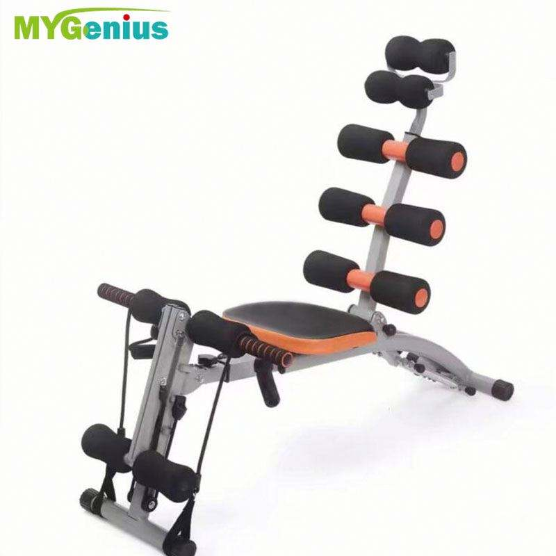 Hot-selling Sei Power gym dominal fitness al coperto, JAtt dominal Workout Formazione cura