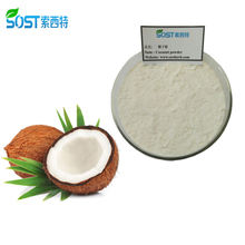 ISO Certificated Natural Organic Dried Coconut Milk Powder