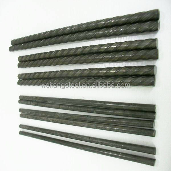Diameter 4.0mm, 4.8mm, 5.0mm, 6.0mm, 8.0mm, Spiral Surface PC Steel Wire from PC Wire Factory