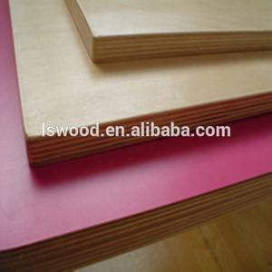 16 Mm 17 Mm 18 Mm Dik Multiplex/Wit Melamine Board