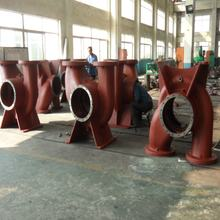 Risheng Pump Cast  Iron Machining Gray Iron HT200 -  300  and Ductile Iron (QT400-500)