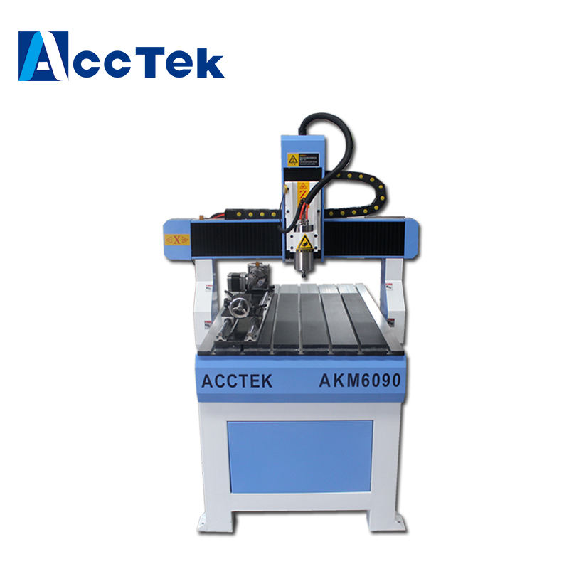 Economic 3d mini 6090 cnc for wood, MDF, acrylic, stone, aluminum/mini 3d cnc router/used mini cnc milling machine