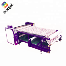 Roll To Roll Sublimation Heat Transfer Machine !