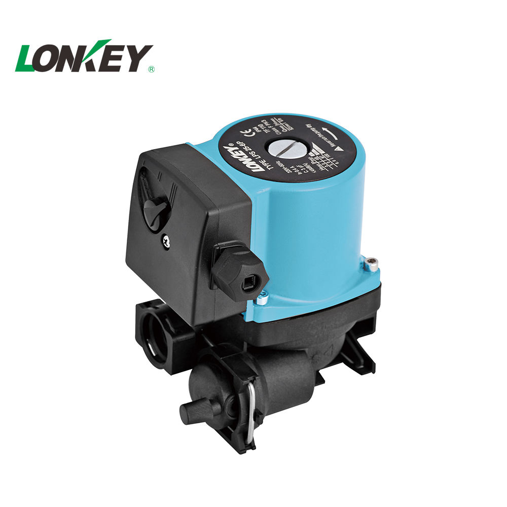Hot home use heat water canned motor booster circulation pump
