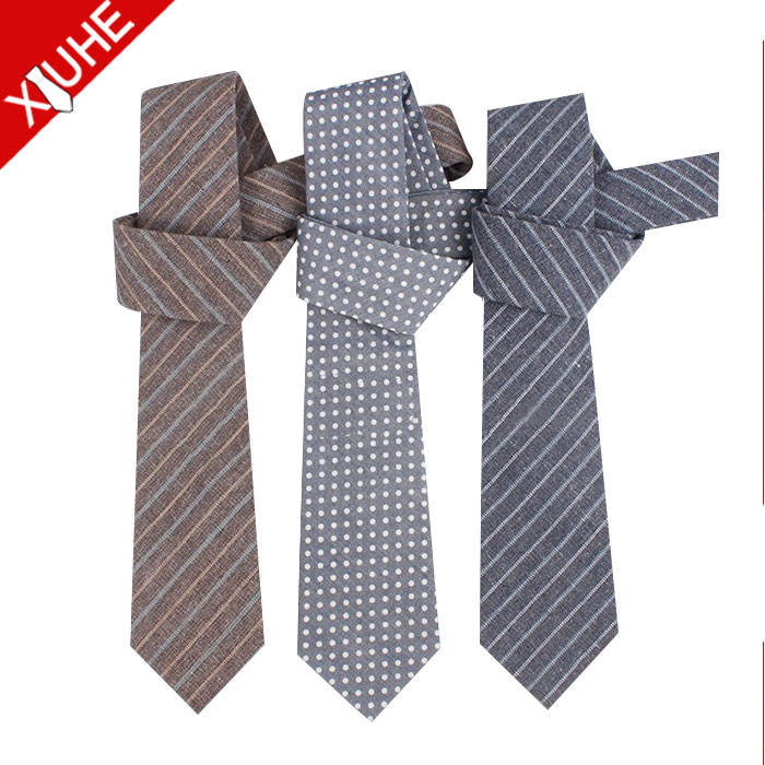 Best Selling Mens Linen Neckties