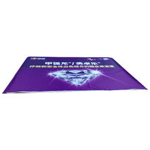 President Trump 2020 custom cheap price Promotional 250g polyester pop up advertising banner fabric