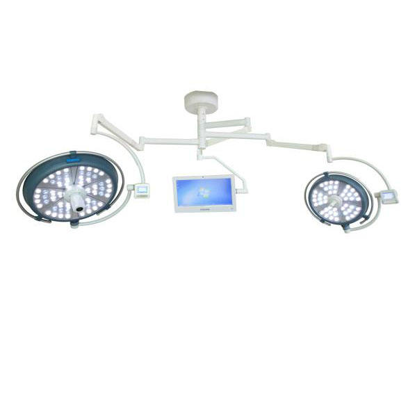 Hospital medical FDA CE approved LED double dome ot light for surgical operation room