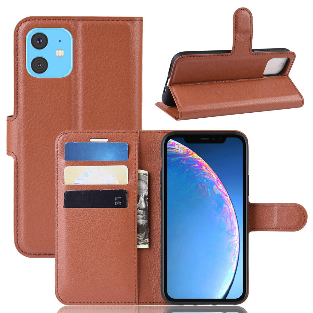 For iPhone 11 2019 Leather Case Phone Cover for iPhone 2019 Case Mobile Cover for iPhone XI 2019 Leather Phone Case Back Cover