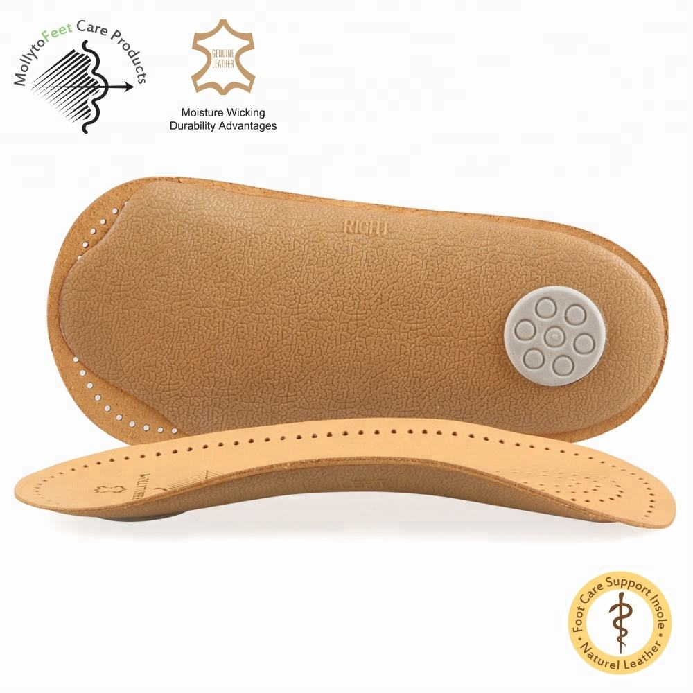 OEM ODM Customize Hard plastic ortholite insole Sheepskin material pad arch support cushion height increase insole shoe pad pads