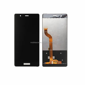Alibaba all'ingrosso pantallas celulares para lcd touch screen display di ricambio per huawei p6, p7, p8, p9 assembly