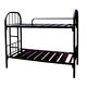 Best European metal bunk bed / iron bunk bed / sturdy adult double steel bed