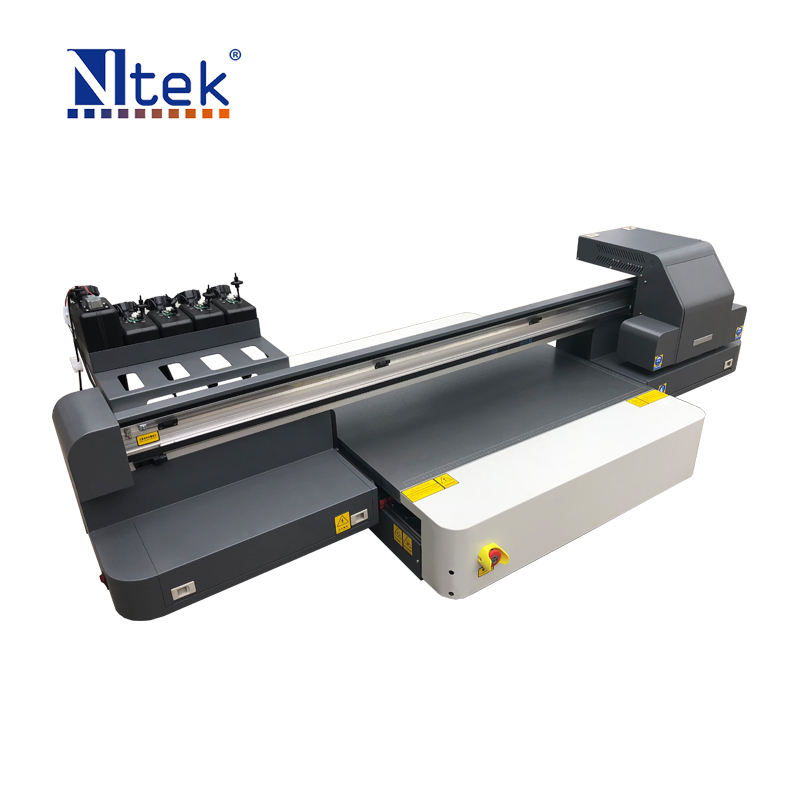 Industrial level flatbed uv printer digital canvas printing machine for sale