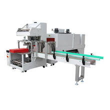 Automatic Heat Shrink Packer for Mineral Water