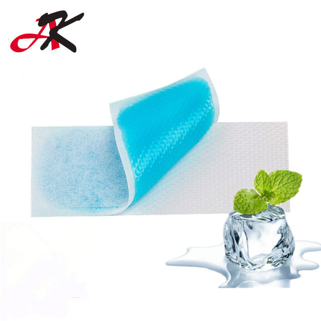 Baby Ice cooling hydrogel gel pack koorts koeling patch