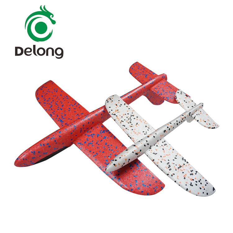 Mano tiro Avión <span class=keywords><strong>de</strong></span> espuma, espuma avión planeador, Avión <span class=keywords><strong>de</strong></span> juguete