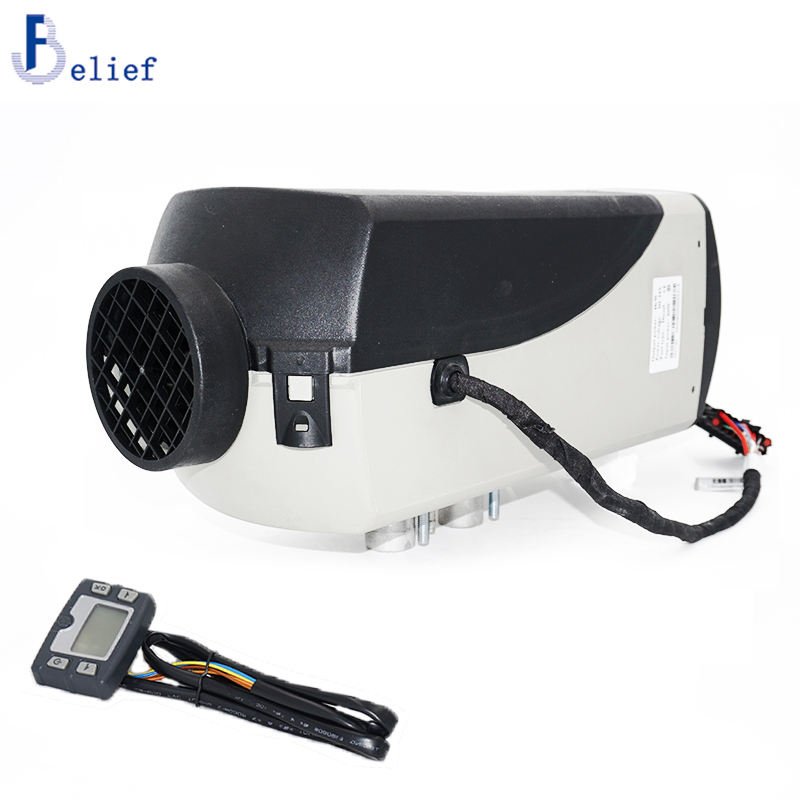 Belief Car parking heater 4kw 12v 24V diesel air heater for cab auto truck motorhome boat caravan heater