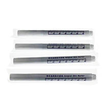 Surgical Non-toxic Tattoo Marker Pen Medical Marker With Purple Red Blue Color For Marking On Skin