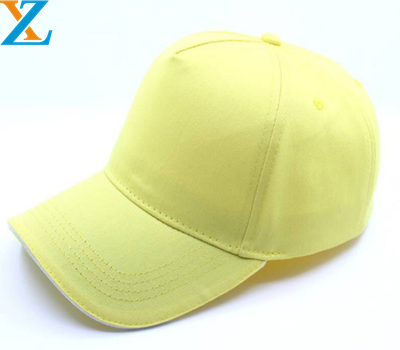 Fashionable baseball capS and hat with different design embroidery
