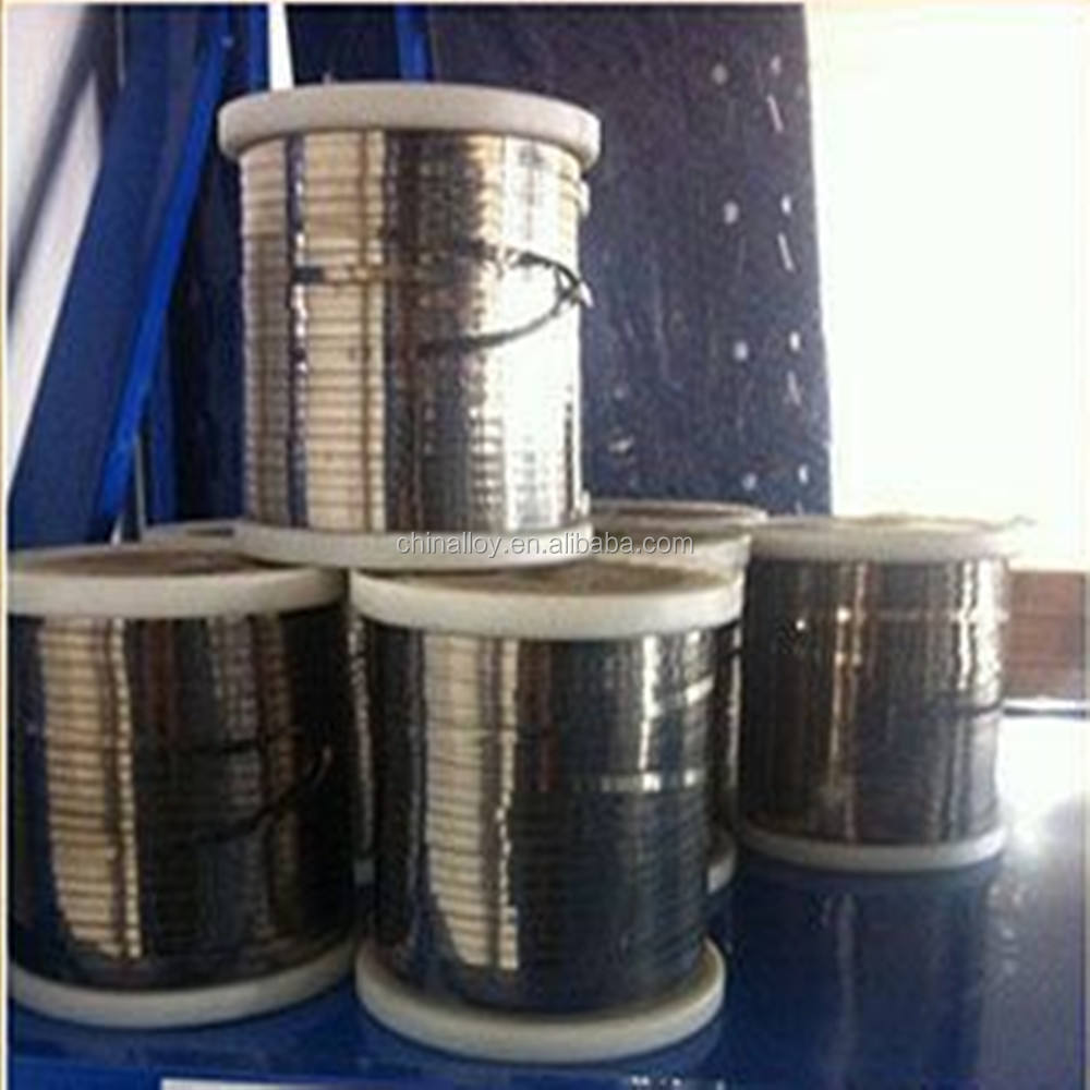 0Cr25Al5 FeCrAl alloy heating electrothermal flat wire