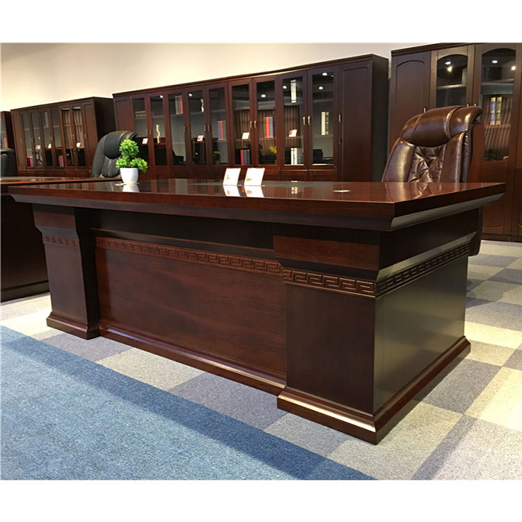 Direct Supply From Manufacturer Wood Office Desk Furniture Office Writing Desk