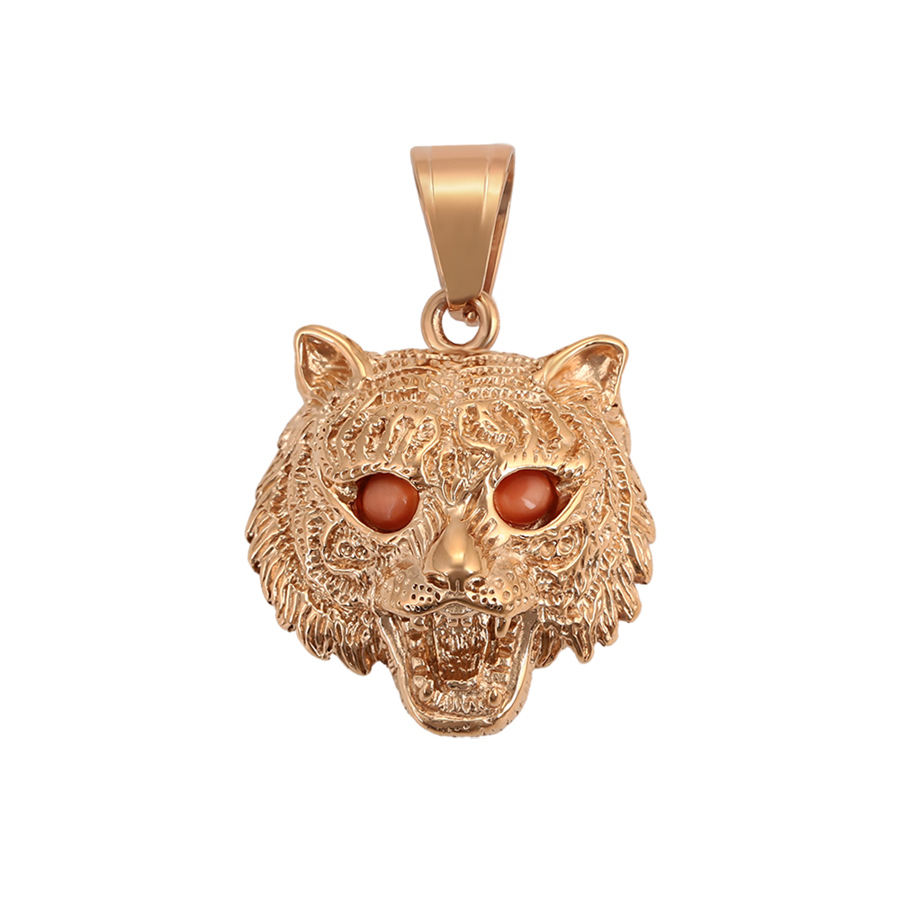 34779 Xuping gold plated lion king head pendant 24k gold pendant for mens gold pendant designs