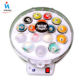 Free Shipping Hot Sale Auto 16Pcs Pool Ball Cleaner Billiard Balls Washing Machine By Air For Sale
