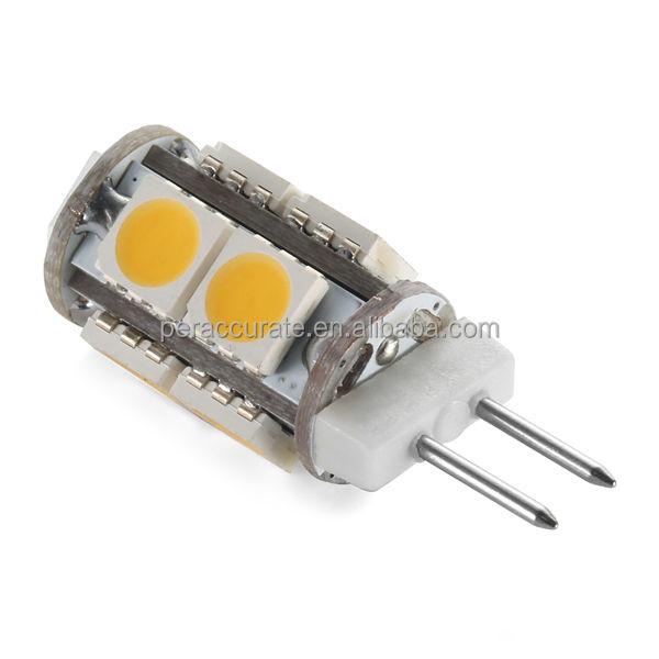 PA Wholesale Marine Boat Camper Light 9 SMD 5050 White Interior Lamp G4 led bulbs