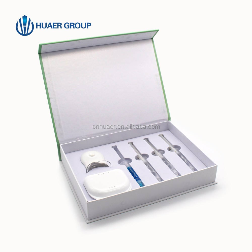 Alibaba gold supplier the most luxury Home Professional Teeth Whitening Kits