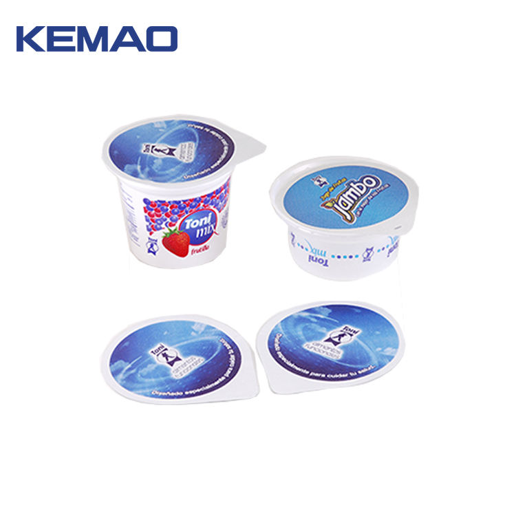 Plastic Food Containers With Aluminum Foil Sealed Lid