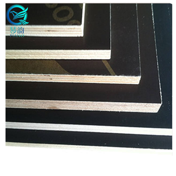 High Quality 18mm Construction Formply / Concrete Form Plywood / concrete formwork plywood