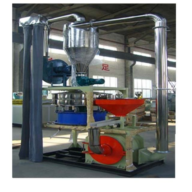 pvc pipe grinder /pvc pipe grinding machine/pvc plastic grinding