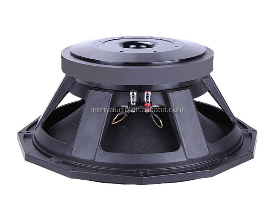 "2000 w power loudspeaker 18"" sub speakers with 6 inch voice coil"
