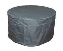 High Quality Round Table Pvc Waterproof Furniture Protective Cover