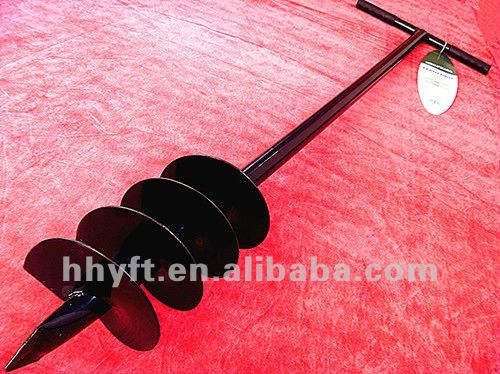 manual earth auger on sale china supplier on sale