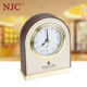 China custom leather hotel , wake up light alarm clock sunrise for guest room hotel suppliers