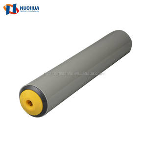 Light duty plastic conveyor roller price,pvc plastic conveyor roller