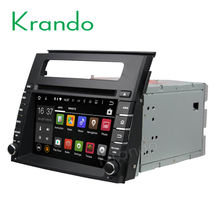 Krando Android 7.1 car pc touch screen gps navigation system for kia SOUL 2012 2013 car multimedia gps TV bluetooth KD-KS612