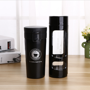 450ml 500ml company valentine corporate gift bottle item set for water