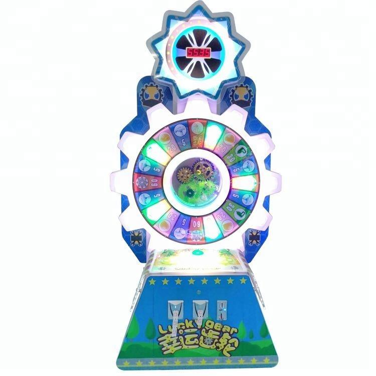 Glücksrad Münz Lotterie Roulette Spiel Maschine