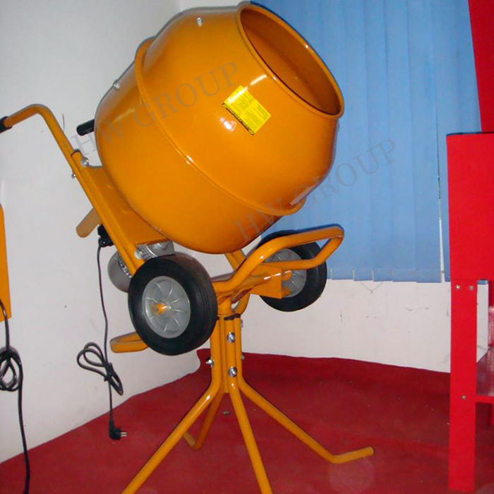 Small Electric Portable Cement Mixer,Concrete Mixer Machine,Portable Cement Mixer