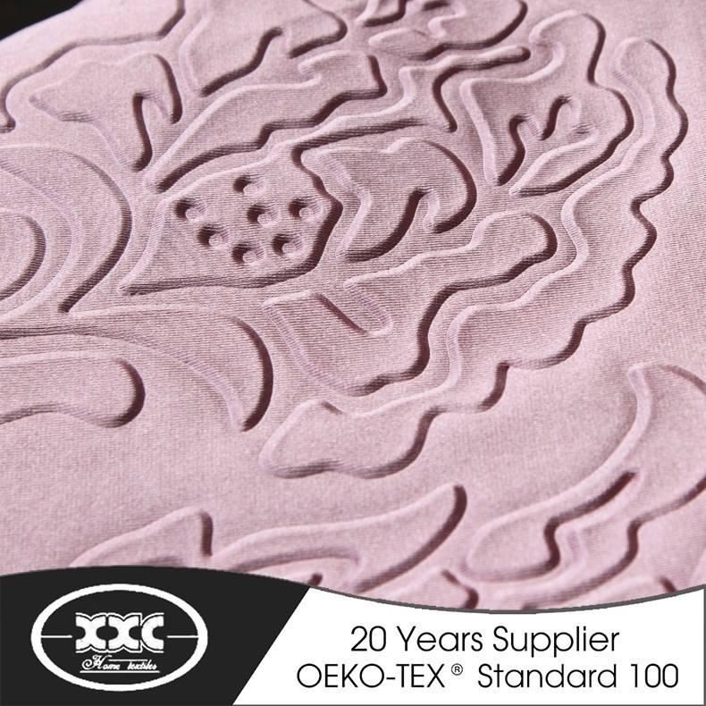 di produzione in fabbrica di alta qualità tessuto goffrato pelle scamosciata