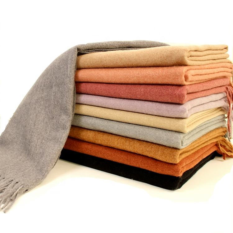 hot selling cashmere Feeling Rayon Polyester scarf shawl