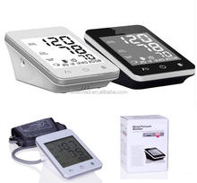 Touch Pad key type Blood pressure monitor with bluetooth