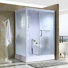 all in one shower cabin with wc toilet