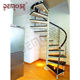 building materials modern black iron stairs for outside prices.